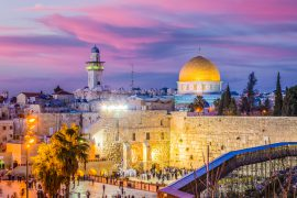 visitare israele